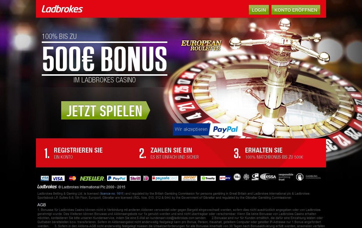 Casino Bonus - 268940