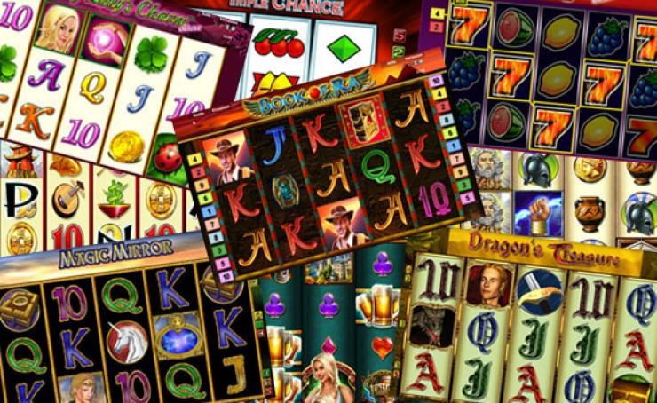 Automaten Spiele - 620481