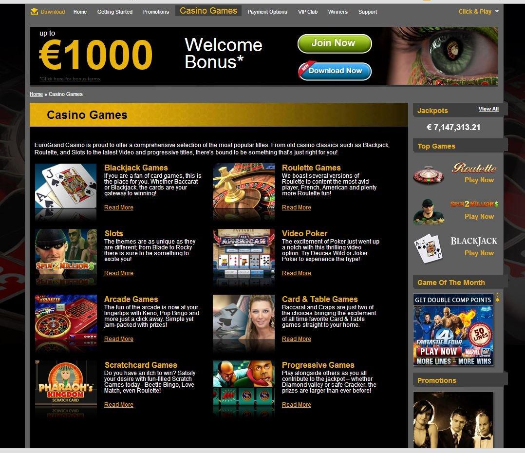 Eurogrand Casino - 650401