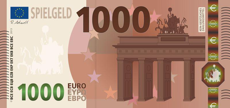 Euro echtes - 459625