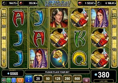 Spielautomaten Spielhallen Zodiac - 465561