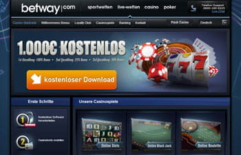 Bonus Betway - 148588