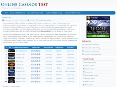 Seriöse online Casino - 710158