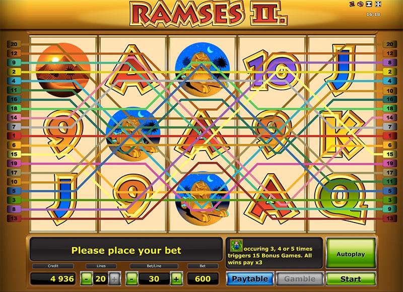 Ramses 2 - 840895