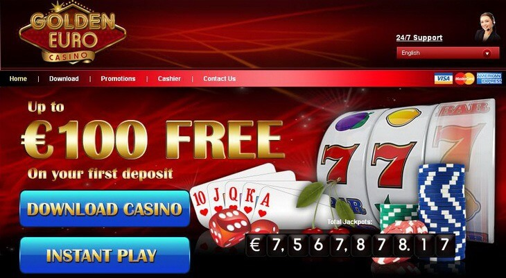 Permanenzanzeige Casino Golden - 832462