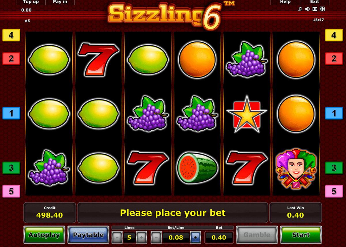 Klassische Spielautomaten online - 500963