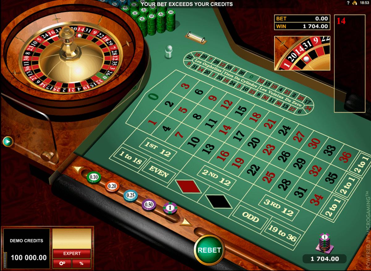 Roulette Zero Spiel - 659060