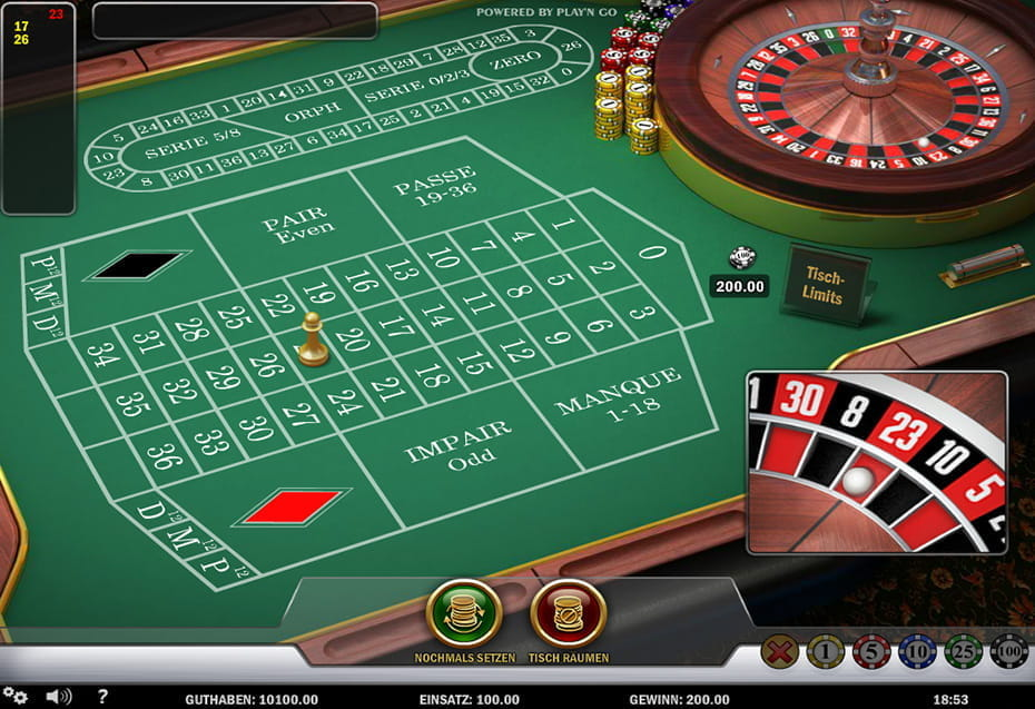 Dance im Casino - 168287