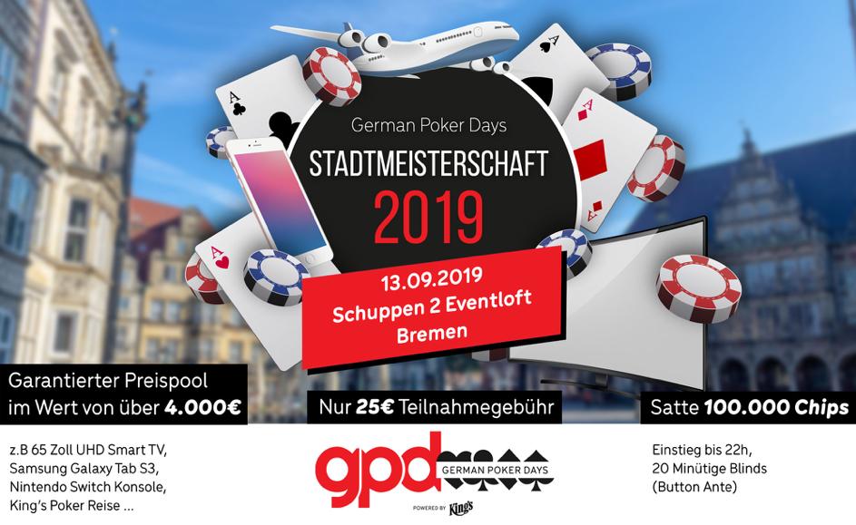 Deutsche Pokermeisterschaft - 916899
