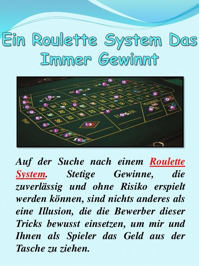 Roulette Systeme WM - 742496