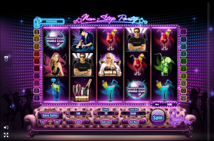 Online Automat spielen - 527575