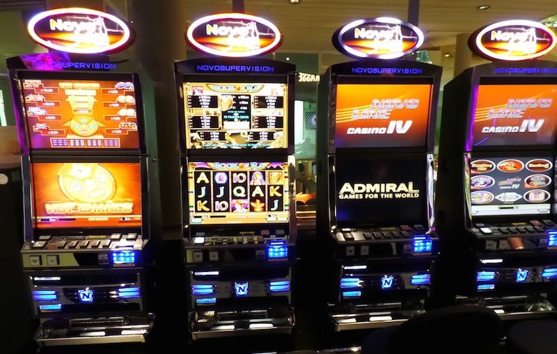Spielbank Automaten - 141453