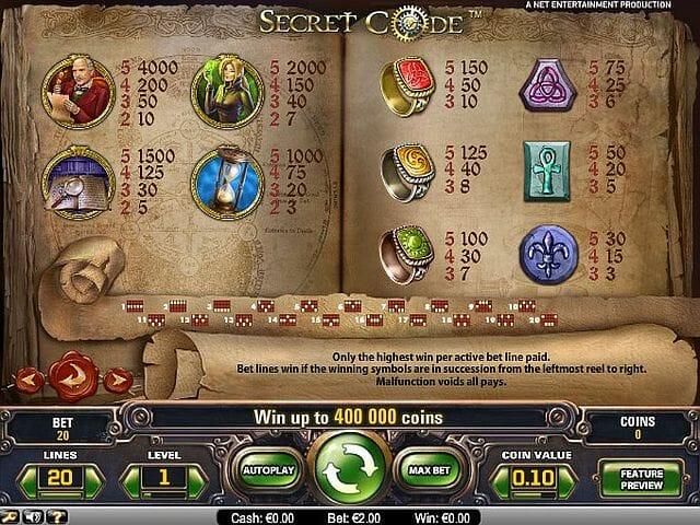 Secret Casino - 386274
