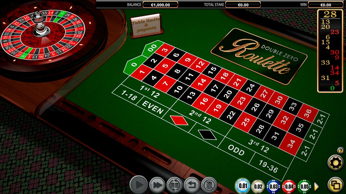 Roulette Zero Spiel - 892174