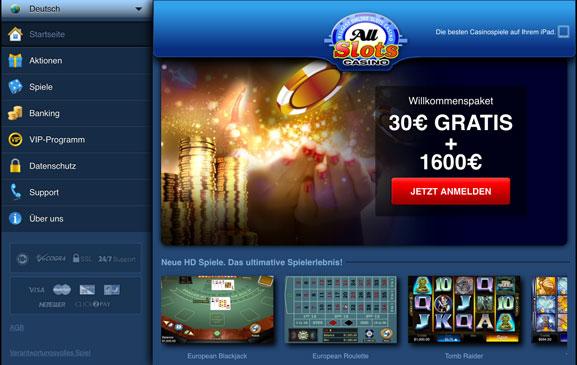 Casino mit Instant - 747033