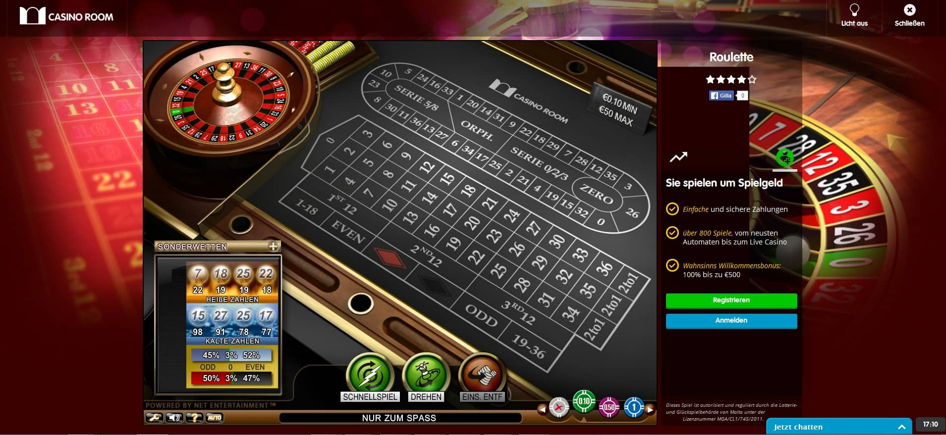 Roulette Erfahrungen Live - 276989