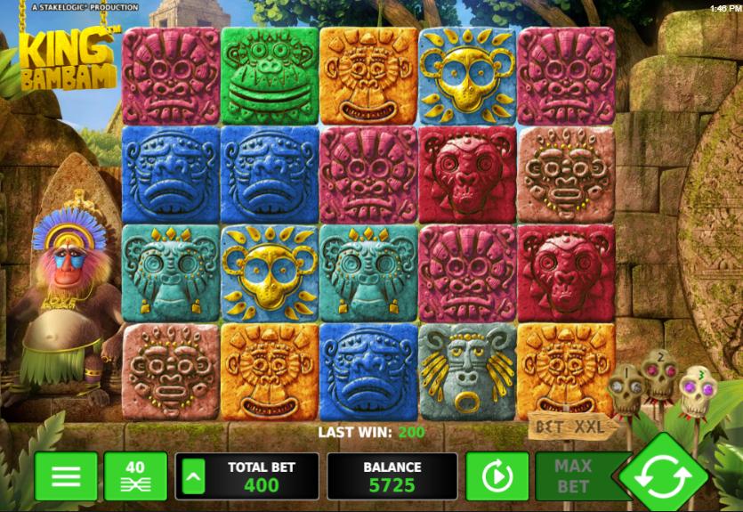 Spielautomat Münzen - 69511
