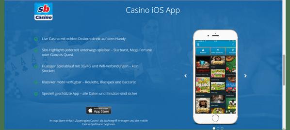 Casino Handy - 57592