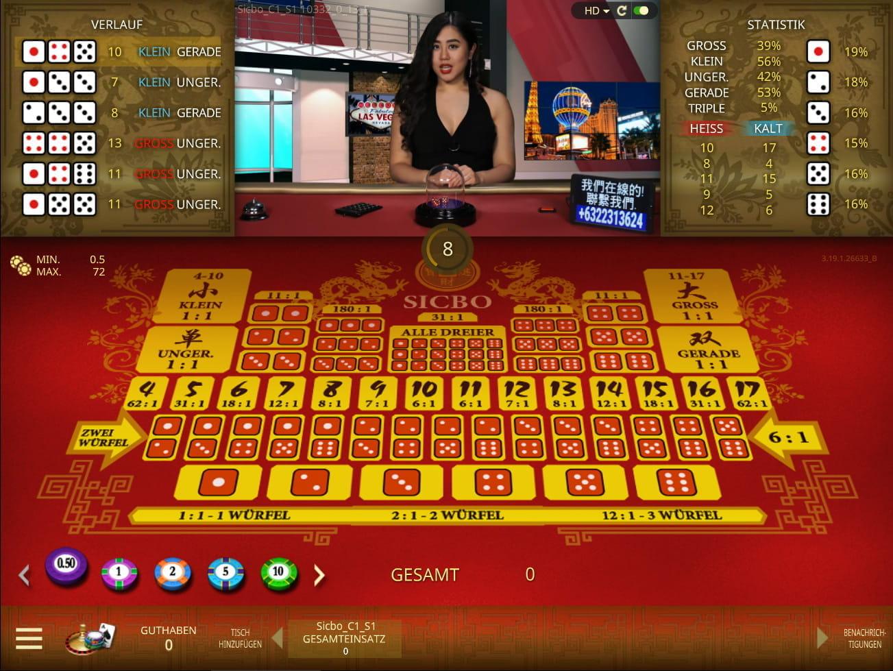 Live Casino Deutschland - 14859