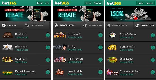 Mobile Casino für - 649583