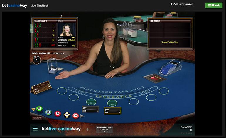 Online Casino Blackjack - 371541