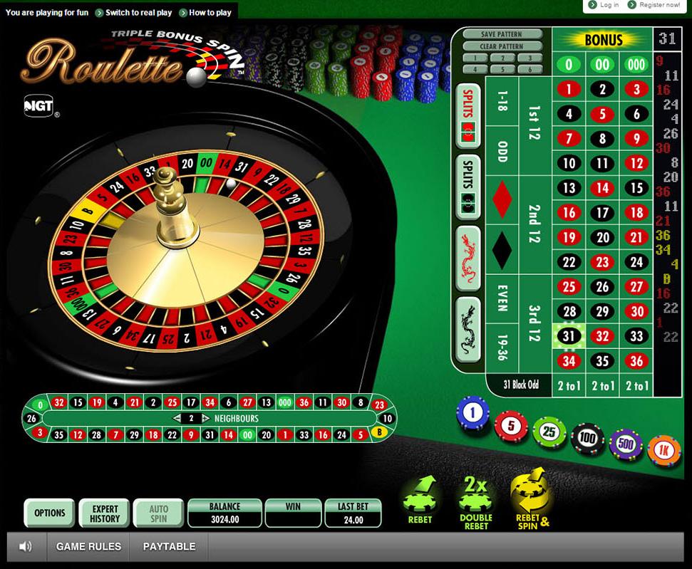 Casino Roulett spielen - 639454
