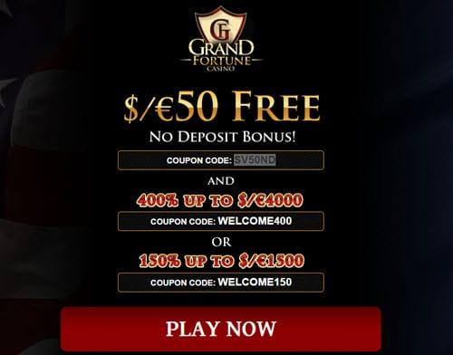 Grand Fortune Casino - 570614