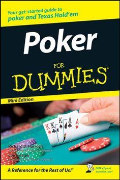 Poker For Dummies - 512935