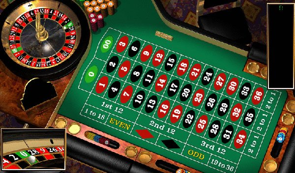 Roulette System - 185658