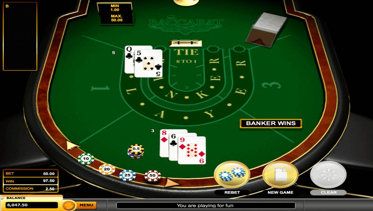 Baccara Heute Casino - 349386