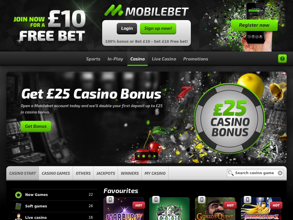 Free Spin Casino - 41365