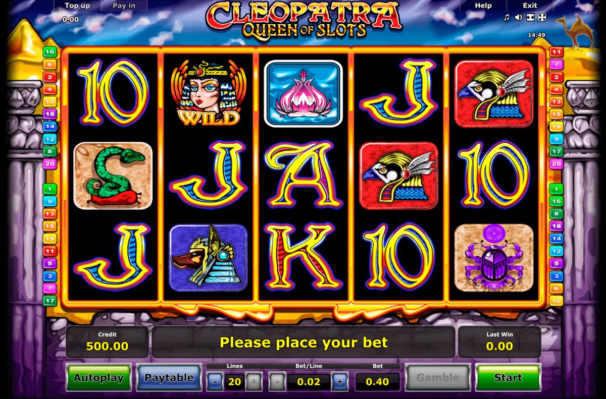 Spielautomaten spielen - 729277