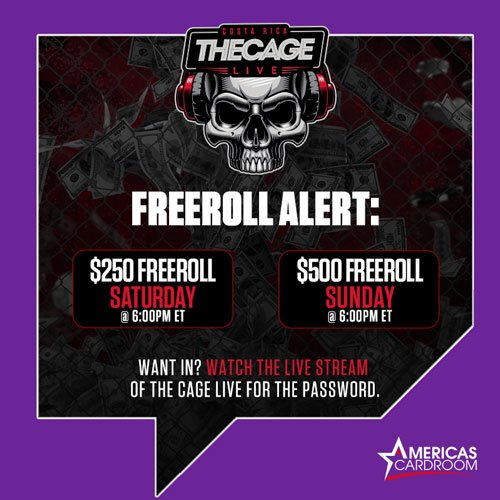 Cardschat Daily freeroll - 308650