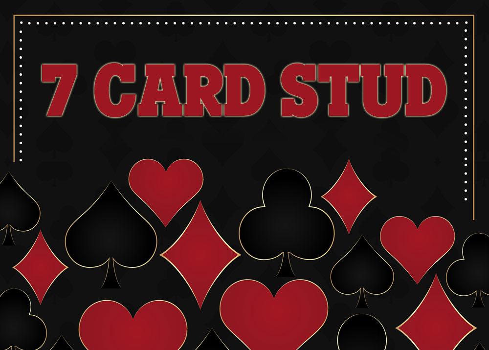Seven Card Stud - 410533