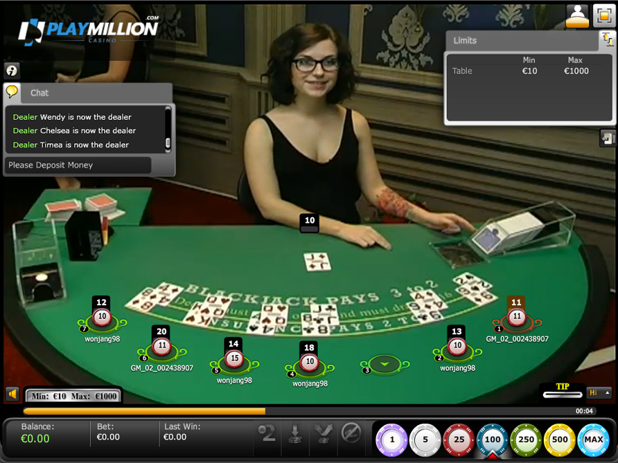 Online Casino Blackjack - 671786