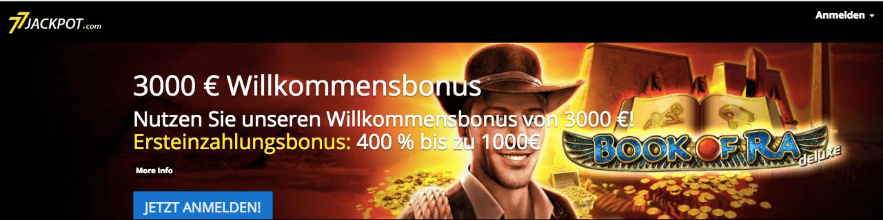 Spielen 77 Jackpot - 336034