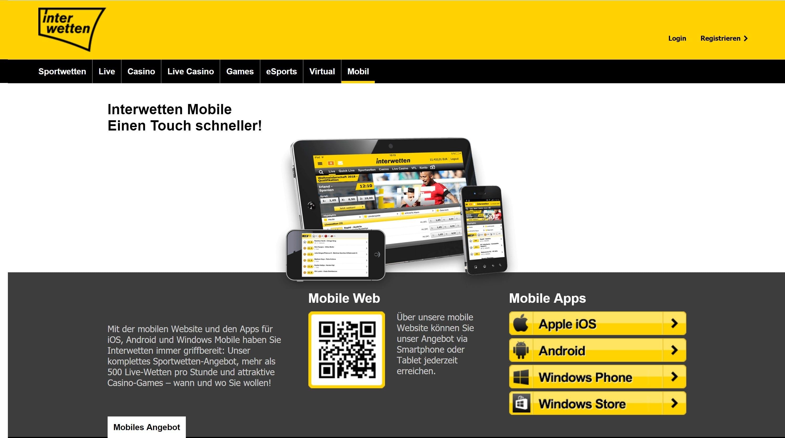 Sportwetten app Allwins - 135735
