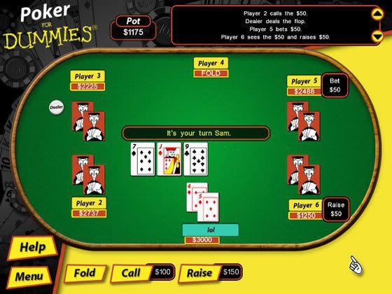 Poker For Dummies - 678073