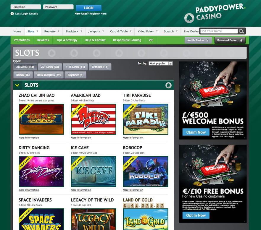 Beste online Casino - 22856
