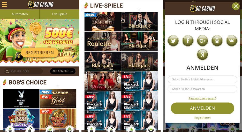 Casino app Erfahrungen - 730181