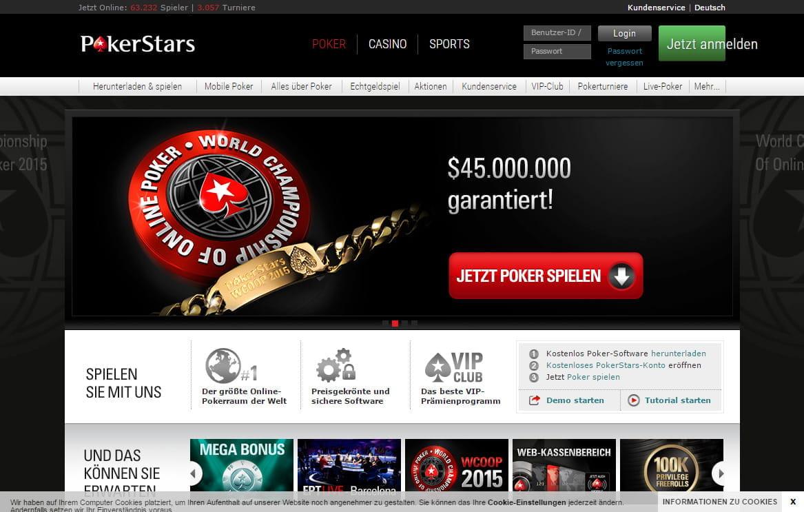 Pokerstars Casino download - 358675