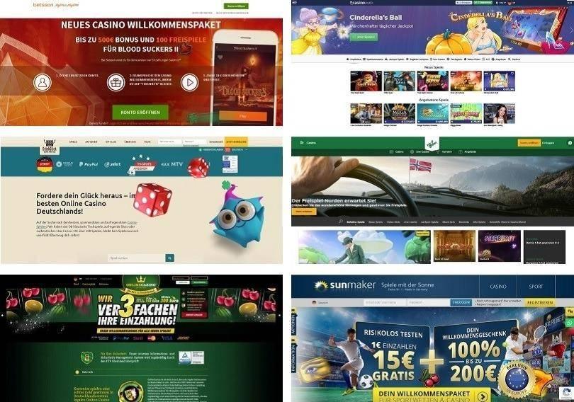 Neues deutsches Casino - 325252