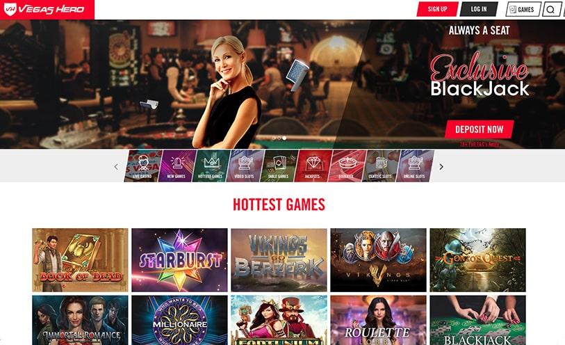 Spielbanken Internet site - 49372