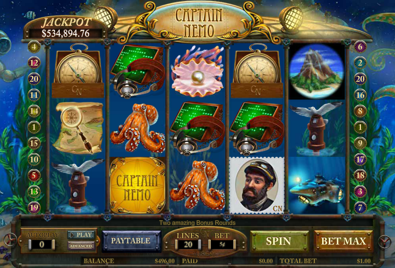 Slot Machine - 569618