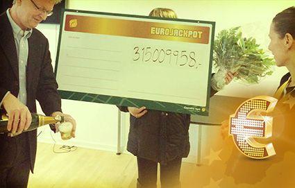 Eurojackpot Gewinner - 34304