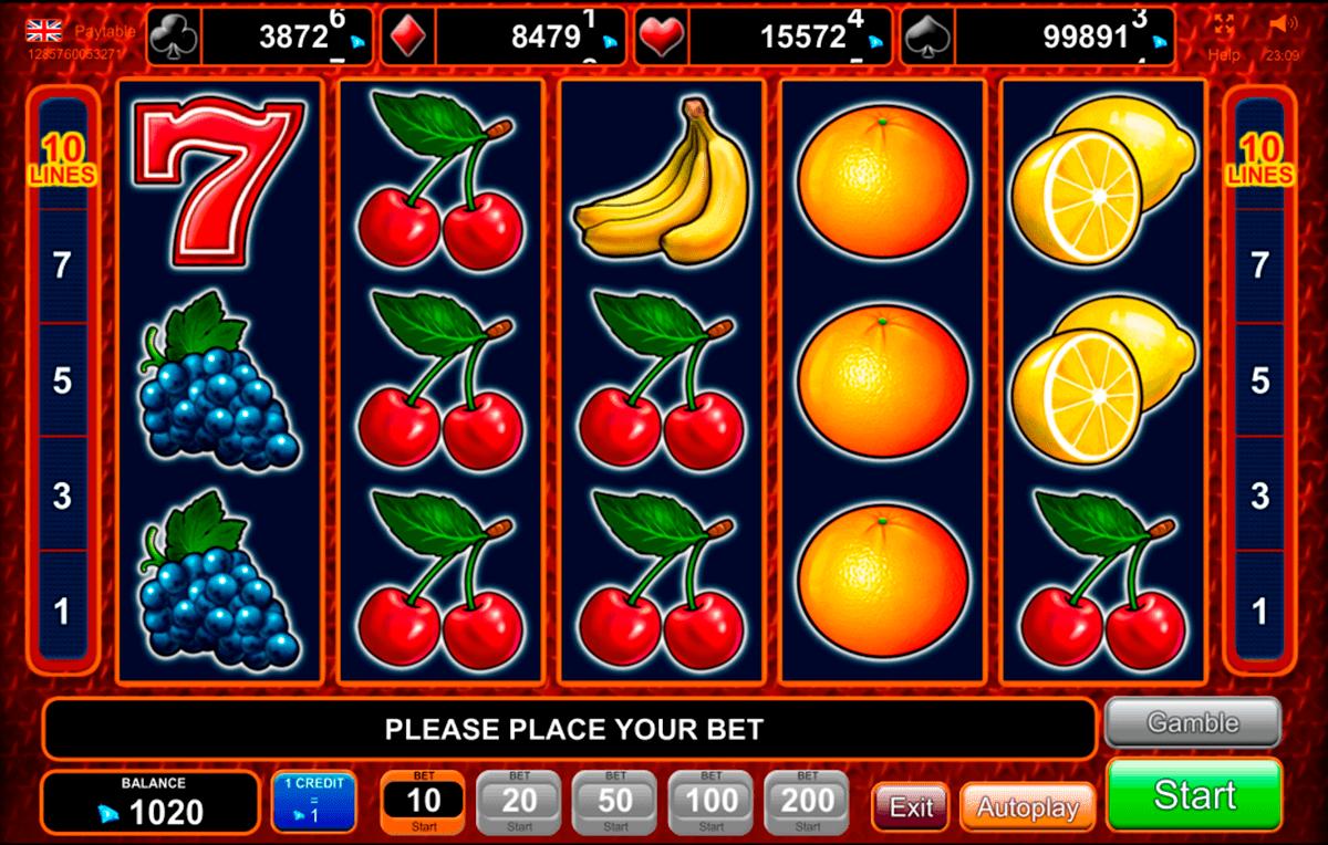 Spielautomaten Bonus spielen - 711080