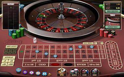 Roulette Spiel - 695366