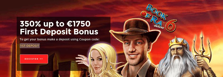 Casino Welcome - 980831