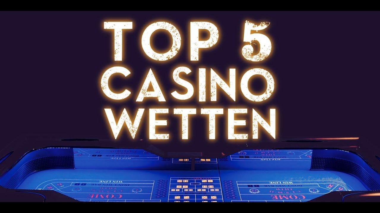 Individuelle Wetten Casino - 765444