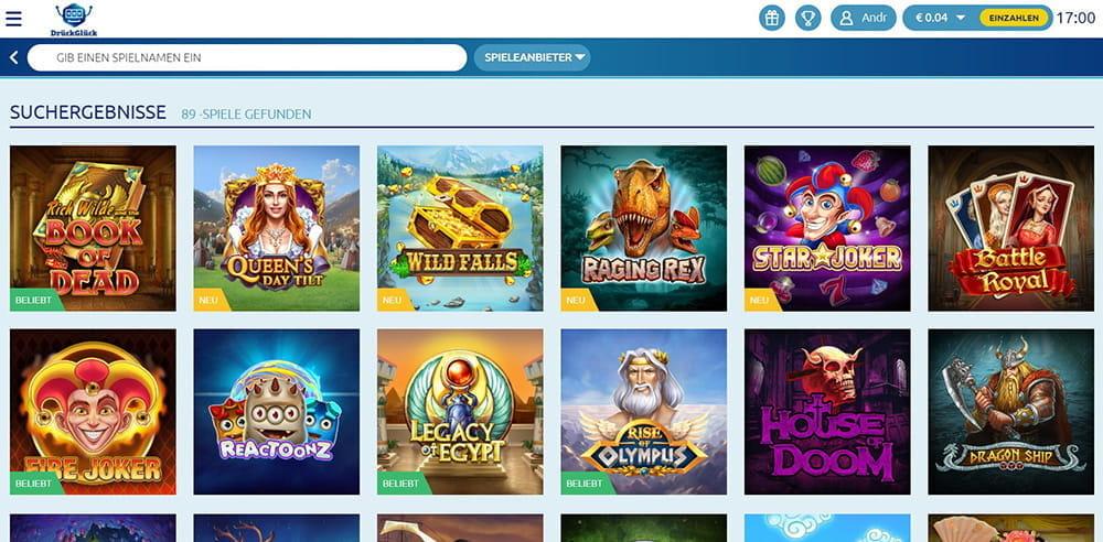 Live Casino online - 240413
